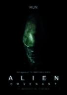 Alien: Covenant - Italian Movie Poster (xs thumbnail)