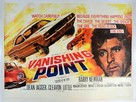 Vanishing Point - British Movie Poster (xs thumbnail)