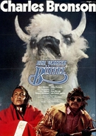 The White Buffalo - German Movie Poster (xs thumbnail)