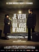Ich will doch nur, daß ihr mich liebt - French Movie Poster (xs thumbnail)
