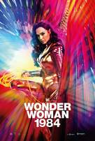 Wonder Woman 1984 - Danish Movie Poster (xs thumbnail)