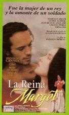 La reine Margot - Argentinian Movie Cover (xs thumbnail)