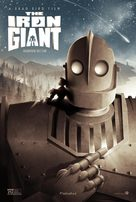 The Iron Giant - Re-release movie poster (xs thumbnail)