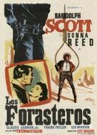 Hangman's Knot - Spanish Movie Poster (xs thumbnail)