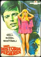 Una sull'altra - Argentinian Movie Poster (xs thumbnail)