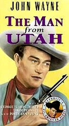 The Man from Utah - Movie Cover (xs thumbnail)