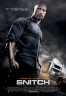 Snitch - Canadian Movie Poster (xs thumbnail)