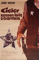 Cahill U.S. Marshal - German Movie Poster (xs thumbnail)
