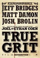 True Grit - Movie Poster (xs thumbnail)