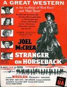 Stranger on Horseback - Movie Poster (xs thumbnail)