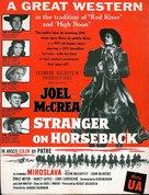 Stranger on Horseback - Movie Poster (xs thumbnail)