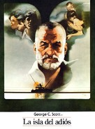 Islands in the Stream - Spanish Movie Poster (xs thumbnail)