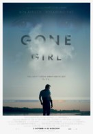 Gone Girl - Dutch Movie Poster (xs thumbnail)