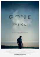 Gone Girl - Dutch Movie Poster (xs thumbnail)