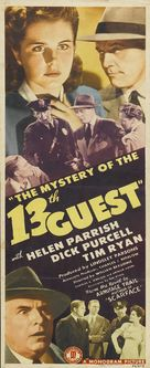 Mystery of the 13th Guest - Movie Poster (xs thumbnail)