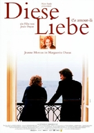 Cet amour-là - German Movie Poster (xs thumbnail)