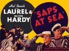 Saps at Sea - Movie Poster (xs thumbnail)