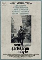 Inside Llewyn Davis - Turkish Movie Poster (xs thumbnail)