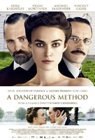A Dangerous Method - Danish Movie Poster (xs thumbnail)