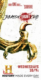 """Jurassic Fight Club"" - Movie Poster (xs thumbnail)"