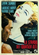Room at the Top - Italian Movie Poster (xs thumbnail)