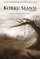 The Conjuring - Turkish DVD movie cover (xs thumbnail)