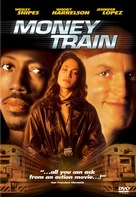 Money Train - DVD cover (xs thumbnail)