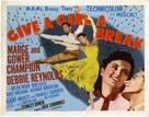 Give a Girl a Break - Movie Poster (xs thumbnail)