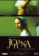 Johanna - Danish poster (xs thumbnail)