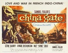China Gate - Movie Poster (xs thumbnail)