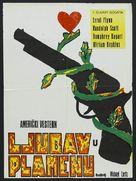 Virginia City - Polish Movie Poster (xs thumbnail)