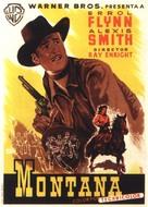 Montana - Spanish Movie Poster (xs thumbnail)
