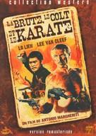 El kárate, el Colt y el impostor - French Movie Cover (xs thumbnail)