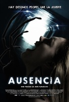 Absentia - Argentinian Movie Poster (xs thumbnail)
