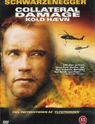 Collateral Damage - Danish DVD movie cover (xs thumbnail)