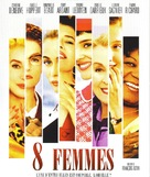 8 femmes - French Movie Poster (xs thumbnail)
