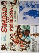 The 7th Voyage of Sinbad - Mexican Movie Poster (xs thumbnail)