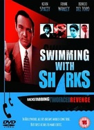 Swimming with Sharks - British Movie Cover (xs thumbnail)
