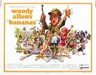 Bananas - Movie Poster (xs thumbnail)