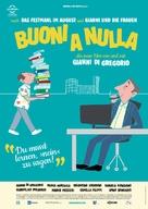 Buoni a nulla - Austrian Movie Poster (xs thumbnail)