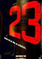 23 - German Movie Poster (xs thumbnail)