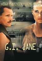G.I. Jane - DVD cover (xs thumbnail)