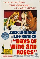 Days of Wine and Roses - Australian Movie Poster (xs thumbnail)