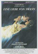 Un amour de Swann - German Movie Poster (xs thumbnail)