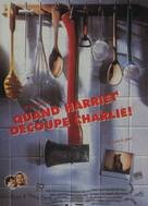 So I Married an Axe Murderer - French Movie Poster (xs thumbnail)