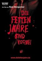 Die fetten Jahre sind vorbei - German poster (xs thumbnail)
