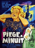 Midnight Lace - French Movie Poster (xs thumbnail)