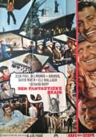 Le cerveau - Swedish Movie Poster (xs thumbnail)