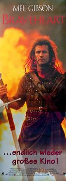 Braveheart - German Movie Poster (xs thumbnail)