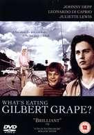What's Eating Gilbert Grape - British DVD movie cover (xs thumbnail)